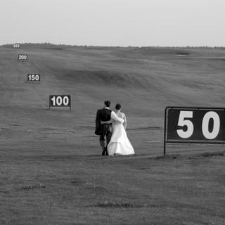 sesja ślubna pole golfowe blachuta 23