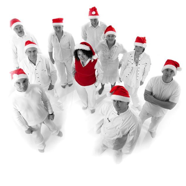 świąteczna sesja kadry menadżerowie