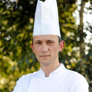 sesja wizerunkowa kucharz