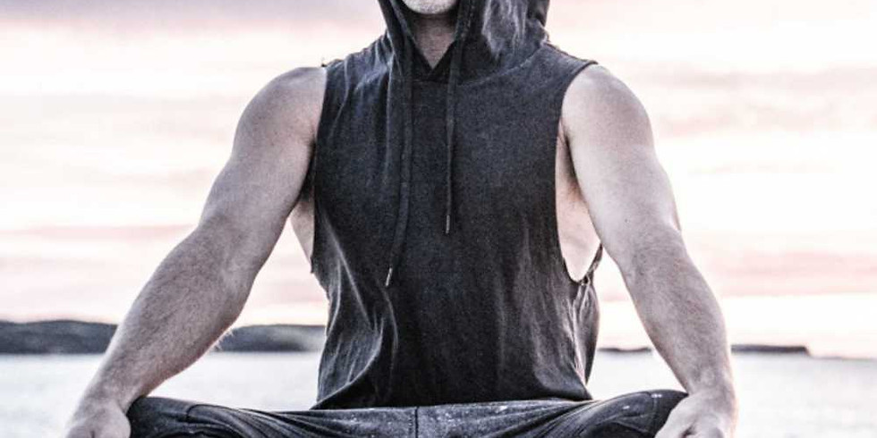 Journey of the 8 limbs of Yoga with Chris Alleaume
