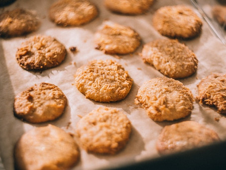 ORANGE ALMOND BISCUITS