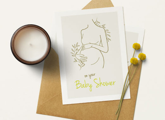 Gift Card - Baby Shower