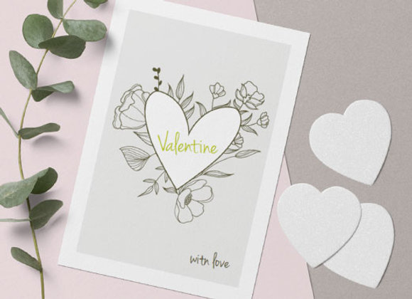 Gift Card - Valentine's Day