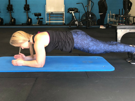 THE PLANK – STOP TRYING TO HOLD IT FOR LONGER!
