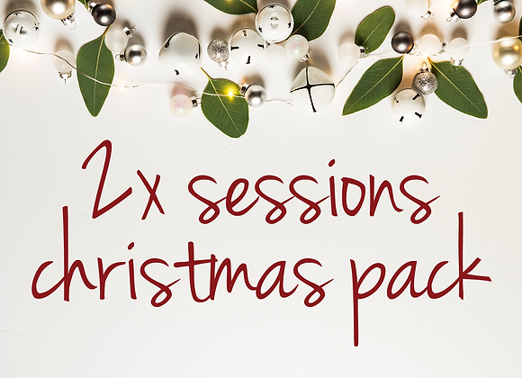 CHRISTMAS GIFT 2-PACK