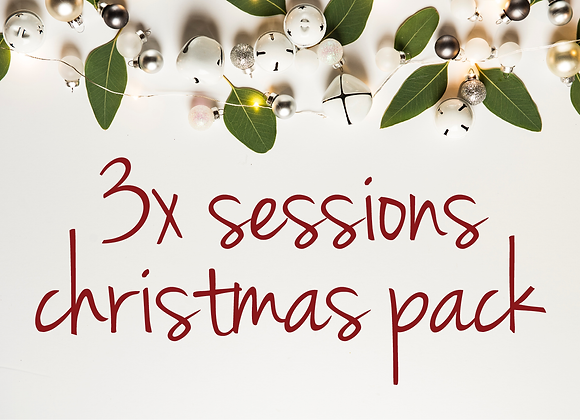 CHRISTMAS GIFT 3-PACK