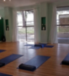 Yoga class Caboolture