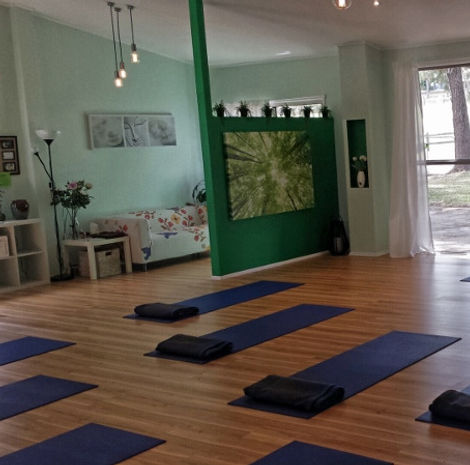 Yoga class Morayfield