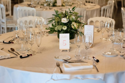 Table des invités