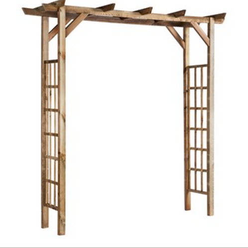 Arche rectangle en Bois