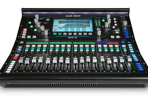 Table de mixage numérique 48 canaux