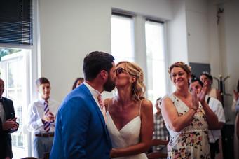 Les mariés se disent oui !