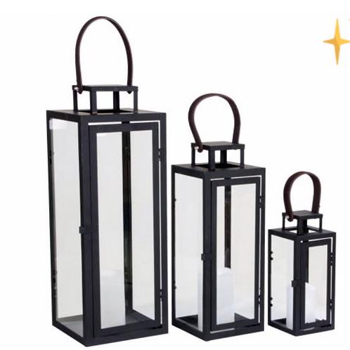 Lanternes de différentes tailles