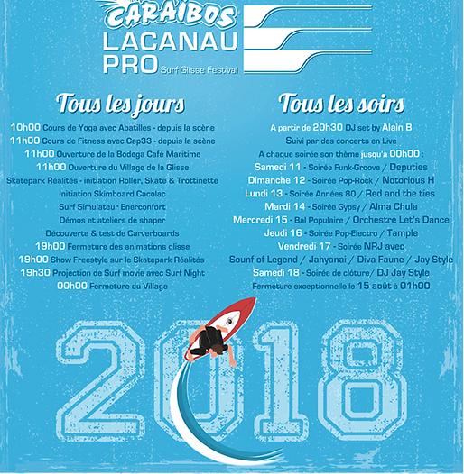 Blog événementiel Bordeaux | Lacanau pro
