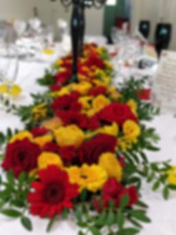 mariage-espagnol-rouge-jaune