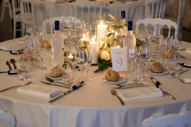 Table invité