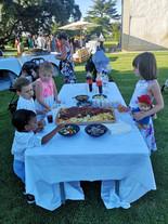 buffet enfants mariage