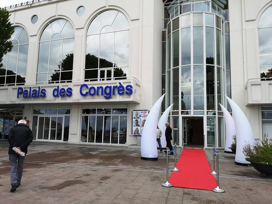 palais des congrès d'arcachon