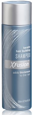 XFUSION KERATIN HAIR BUILDING SHAMPOO 8.4oz