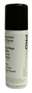 PRO RITUALS MINI MEGA HOLD SPRAY 1.5oz