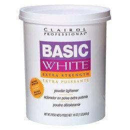 CLAIROL BASIC WHITE BLEACH 16oz