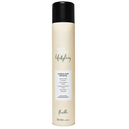 milk_shake lifestyling medium hairspray 8.4oz