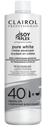CLAIROL PURE WHITE DEVELOPER 30 VOL 16oz