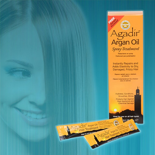 AGADIR SPRAY TREATMENT OIL 5.1oz