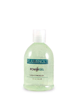 REJUVENOL POWER GEL #1 LIGHT HOLD 8oz
