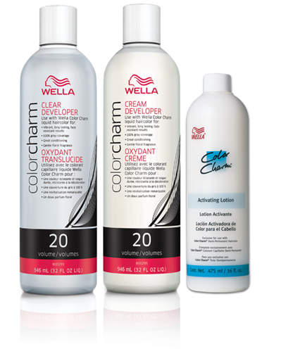WELLA COLOR CHARM DEVELOPER 20 VOL  16oz