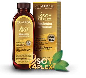 CLAIROL LIQUICOLOR 2oz 32D/6AA
