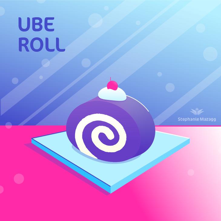 Ube_Roll