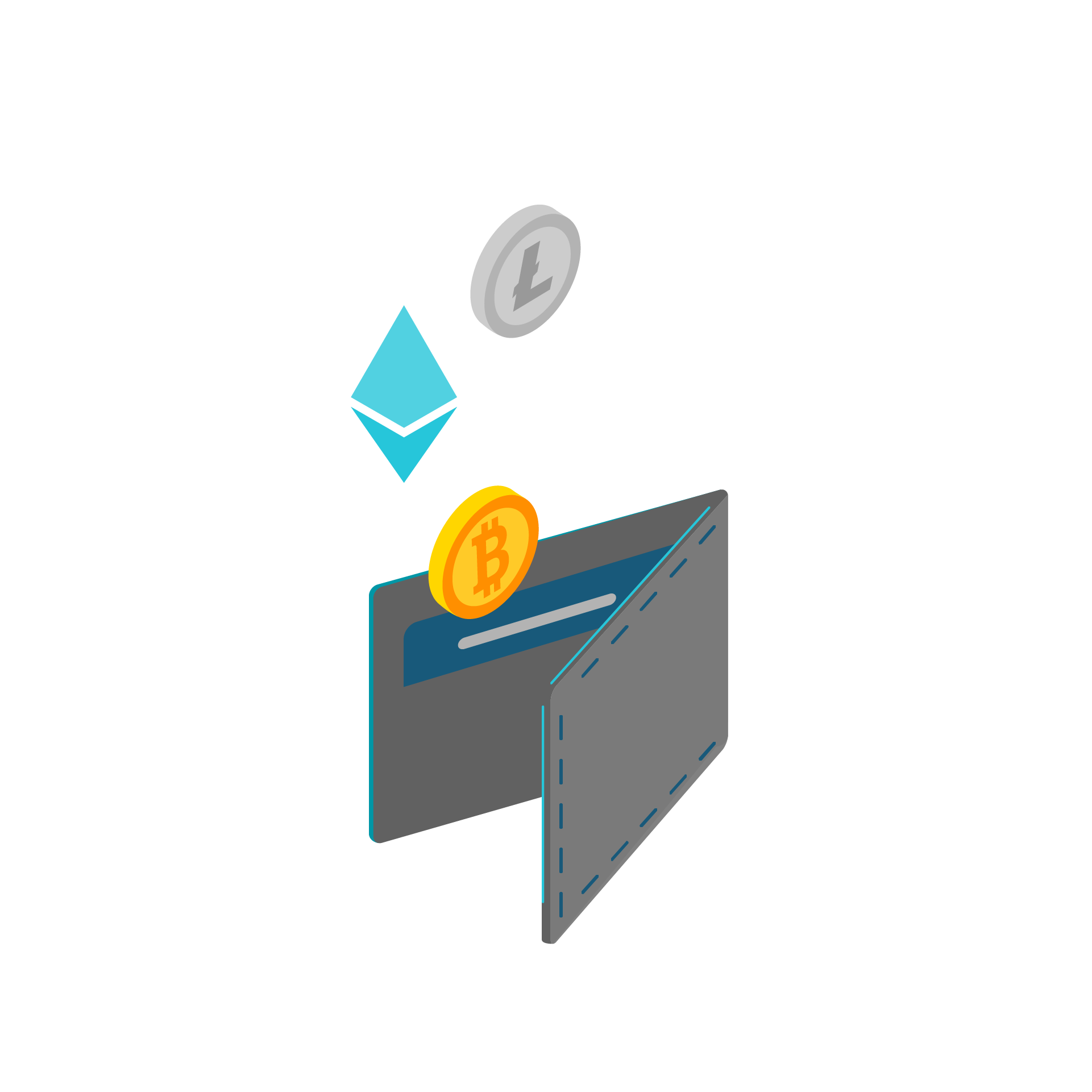 Coins auszahlen