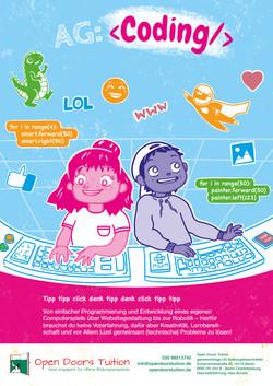 AG Coding Poster