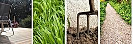Handyman Service Zürich - Garden Works - Gartenarbeit