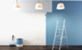 Handyhelpservice.ch | Renovierung Maler Profis -  Malerarbeiten - Tapezierarbeite - Wände oder Wohnung Streichen und mehr