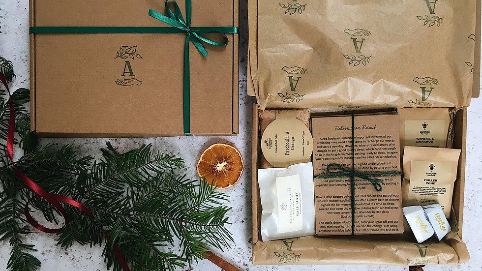 Winter Wellbeing Box - Vegan