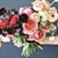Bouquet de fleurs à Nantes