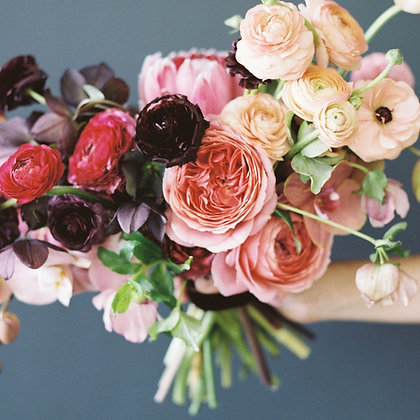 Handtied Bouquet - Various choices