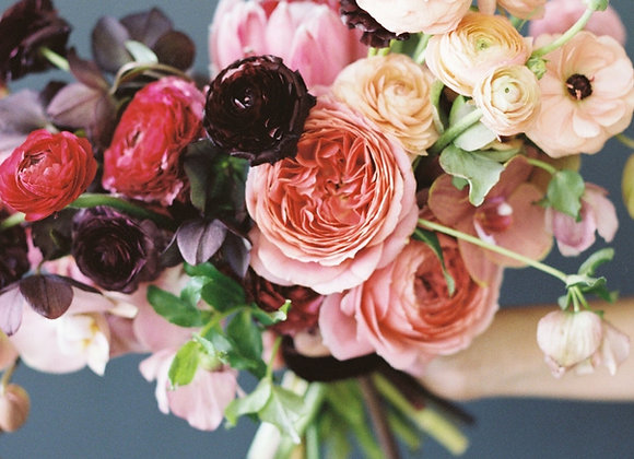 Treat Yourself Monthly Flower Subscription