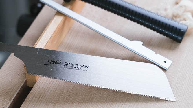 Handy Dozuki Saw Spare Blade
