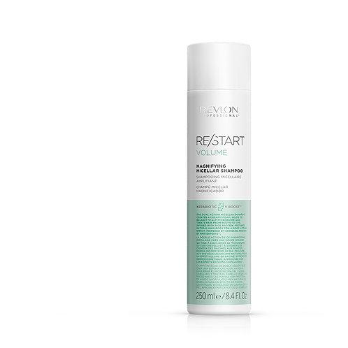 Revlon Restart Magnifying Micellar Shampoo 250ml