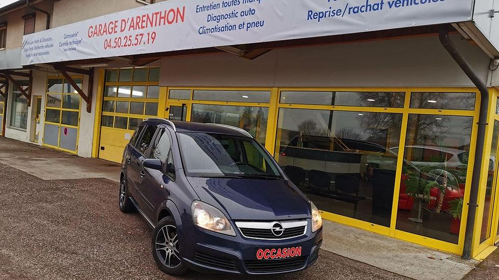 Opel Zafira 1.8 Cosmo 140cv 7 places
