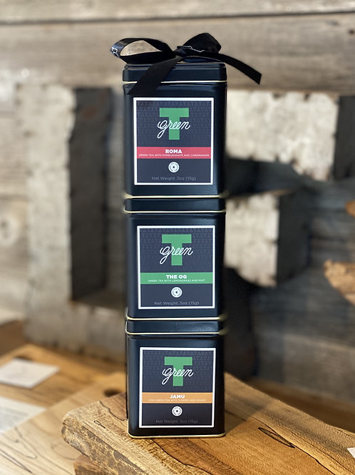 Green T - Tea Tower