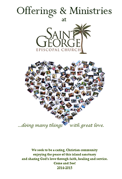 Click here for a PDF copy of our Offerings & Ministries Booklet