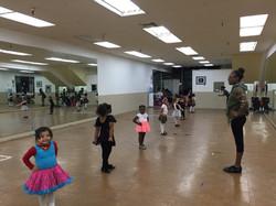 Ballet/tap 3-4yrs Wed 6:15pm