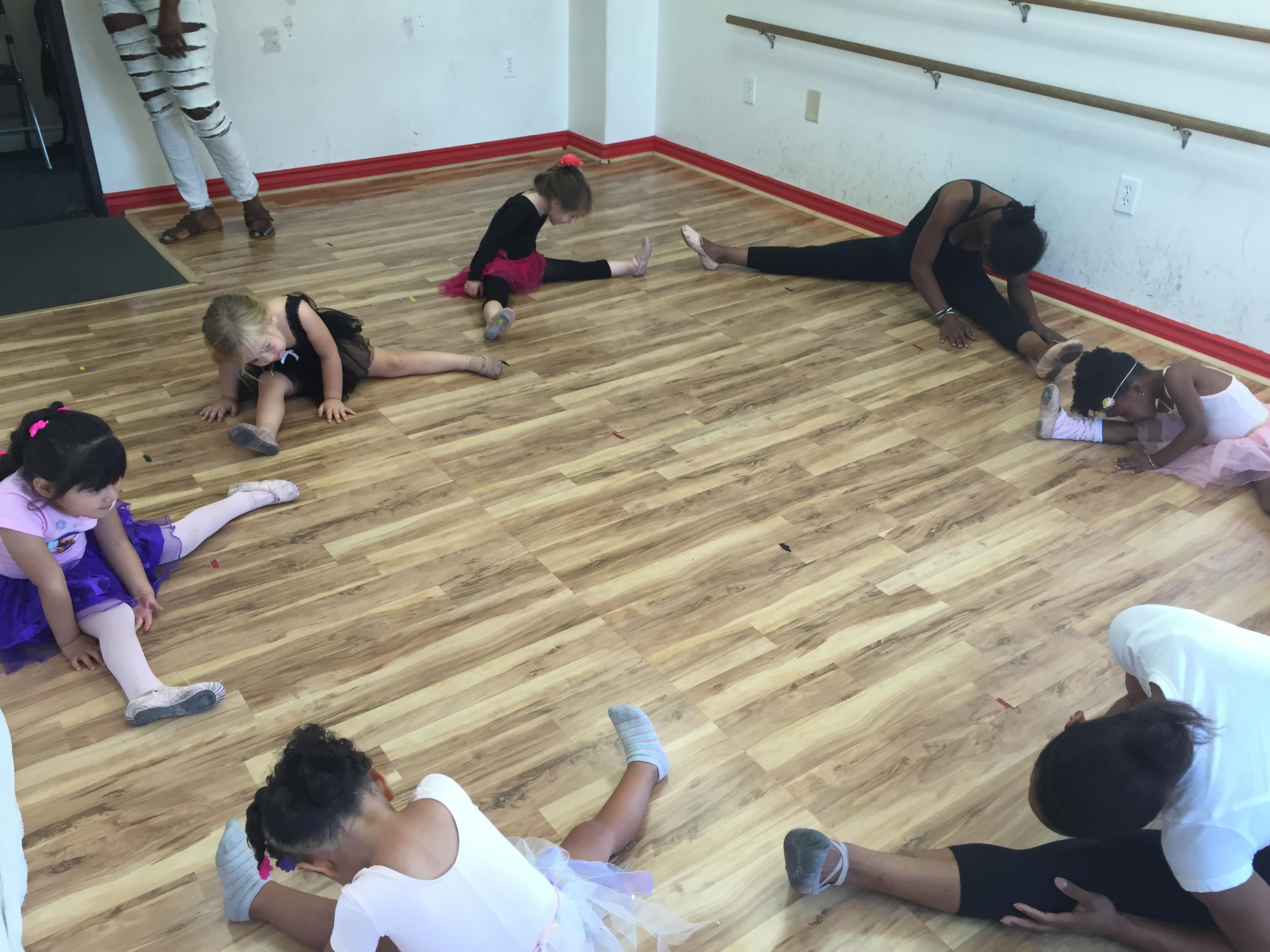 Ballet/ Tap 2-3 yrs