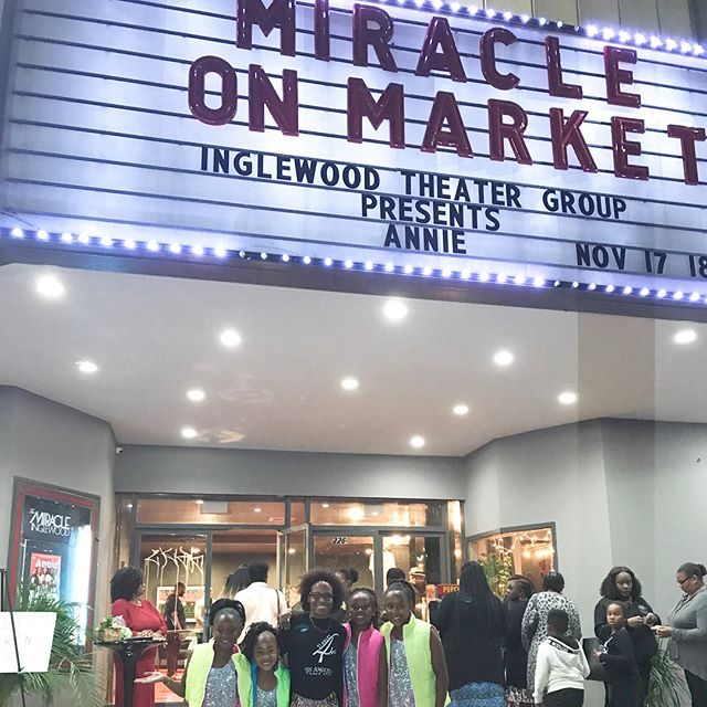 We would like to thank _inglewoodtheater