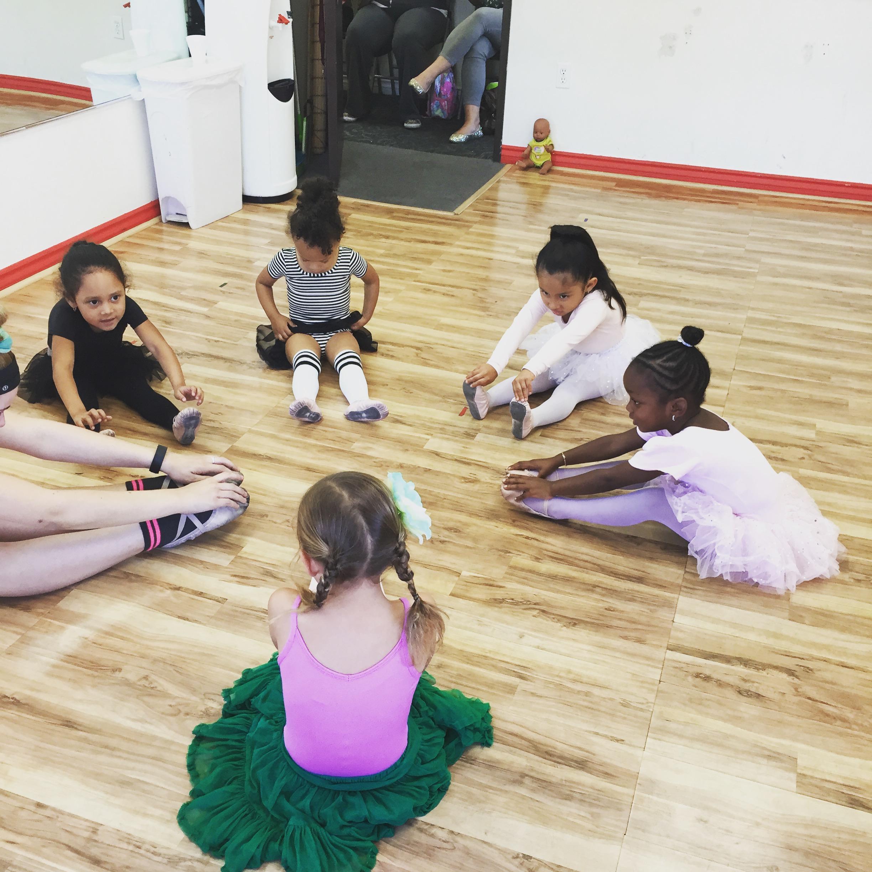 Ballet/Tap 3-4 yrs