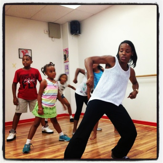 Hip Hop Ages 5-12 yrs